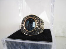 US  Navy    ring  closed   back     size 11 1/2    (cc62  8)