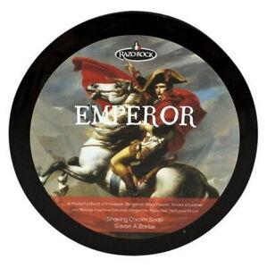 Emperor Shaving RAZOROCK Italy Tallow Shea Butter Argan Oil Aloe Vera Lanolin