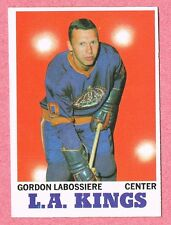 1970-71 70-71 O-PEE-CHEE OPC #38 Gordon Gord Labossiere SET BREAK