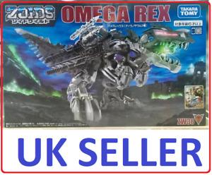 **UK Seller** Zoids OMEGA REX (ZW38) - Official Takara Tomy - Toy Figure BOXED