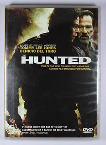 The Hunted DVD FREE POST