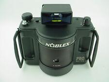NOBLEX PRO 06/150 120 FILM MEDIUM FORMAT 6X12 PANORAMIC CAMERA ZEISS LENS