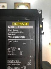 Square D PAF361600DCA680 1600 amps