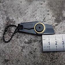 Cevinee? Mini Folding Pocket Knife Outdoor EDC Survive Tool Keychain Knife