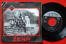"""HOBO ZENA/HA-DE-HO FUNK SOUL 1975 RARE EXYUGO 7""""PS  N/MINT PSYCH PROG"""