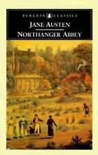 Northanger Abbey by Jane Austen paperback book FREE SHIPPING a the austin abey