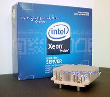 XEON E5400 L5000 1U SERVER HEATSINK FOR SOCKET J LGA771 CPU PROCESSOR - NEW