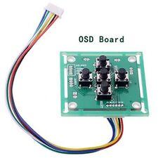 FPV 700 line Sony OSD control panel Menu Boards New
