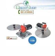 Affila dischi/Affilatrice per dischi elettrica 110W 90-350mm Ribitech - PRS400