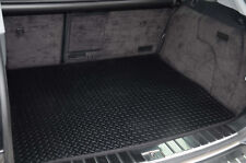 MITSUBISHI L200 DOUBLE CAB WITH PLASTIC LINER 2015-ON TAILORED RUBBER BOOT MAT