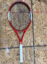 Wilson Six.One Team 95 Tennis Racquet 4 ⅛ EUC