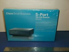 Cisco 5-Port Fast Ethernet Network Switch 10/100 P/N SD205