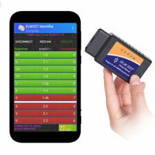 Universal Bluetooth ELM327 Scanner Diagnostic Tool OBD2 OBDII Car Code Reader