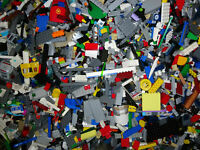 Bulk 2 pounds of legos Bulk lot Bricks parts pieces 100%Lego! Star Wars City etc