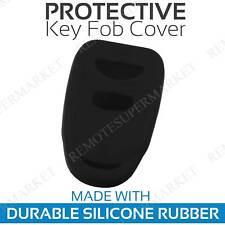 Remote Key Fob Cover Case Shell for 2010 2011 2012 Kia Soul Black