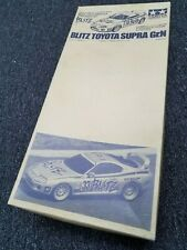 New Tamiya 1/10 Blitz Toyota Supra Gr.N Body Shell Spare Parts Decal Manual Set