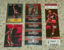 2003-04 - Dwyane Wade - Rookie Card Lot - 7 Rookie Card Lot !!