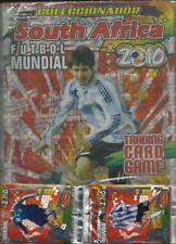 Futbol Mundial South Africa 2010 - FiguPlay trading cards  INCOMPLETE