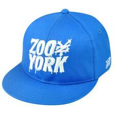 Zoo York Skate Boarding Brand Clothing Men Adjustable Snapback Flat Bill Hat Cap
