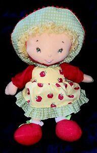 Strawberry Shortcake Talking Apple Dumplin Talking Doll