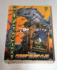 Vintage 1998 Godzilla Supervue Factory Sealed Wax Box Inkworks 36 Packs Monster