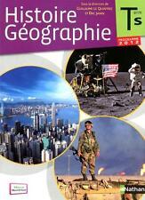 histoire-géographie   terminale S   livre de l'élève (édition 2012) Le Quintrec