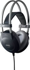 AKG Professional K77 Perception Studio Headphones Over-Ear Semi-Closed Powerful