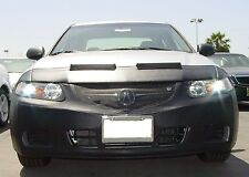 Colgan Front End Mask Bra 2pc. Fits Acura TSX 2004-2005 With License Plate