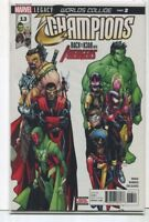 Champions- Avengers  #13 NM Legacy World's Collide Part 2 Marvel Comics  MD15