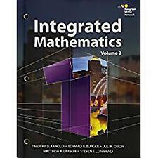 HMH Integrated Math 1, , Steven Leinwand,Matthew Larson,Juli Dixon,Edward Burger