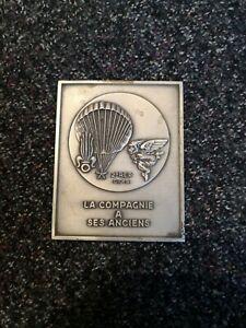 Plaque du 2 ème Régiment Etrangé de Parachutiste