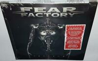 FEAR FACTORY GENEXUS (LIMITED EDITION) (2015) BRAND NEW SEALED DIGIPACK CD