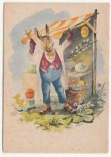 Seifert Artisti AK-vermenschlichter coniglio uova vendute-per 1950! (1)