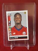 Nicolas Pepe Lille Arsenal France Foot 2018/19 Panini Sticker