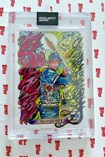 Topps Project 2020 George Brett by JK5 #337 With Box PR Only 2,067