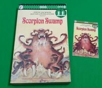 Scorpion Swamp ***VGC 1st EDITION!!*** Fighting Fantasy Puffin #5