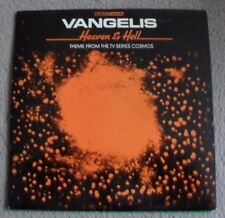 VANGELIS - HEAVEN & HELL vinyl single record BBC 1 - nr MINT