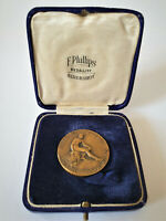 ALDERSHOT COMMAND ATHLETIC ASSOCIATION BRONZE MEDAL 1925-26