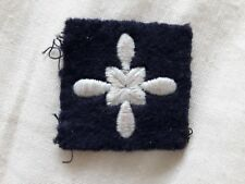 British RAF Air Training Corps Senior Cadet Patch Badge Royal Air Force Cloth