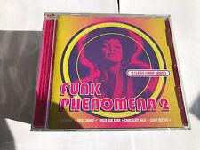 Various : Funk Phenomena 2 CD (2000) MINT LEROY HUTSON DETROIT EMERALDS CD