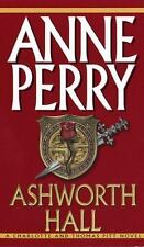 Ashworth Hall Charlotte & Thomas Pitt Novel ANNE PERRY