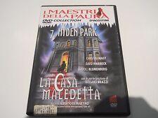 DVD I MAESTRI DELLA PAURA 7 HYDEN PARK  LA CASA MALEDETTA OTTIMO