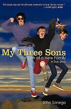 My Three Sons : The Birth of a New Family by John Sone (2009, Hardcover)