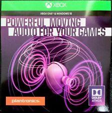 Plantronics Dolby Atmos Xbox One & Win 10 Digital Download DLC Code