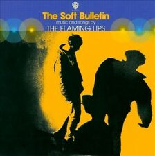 THE FLAMING LIPS - THE SOFT BULLETIN [UK] NEW CD