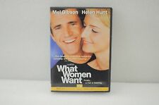 Mel Gibson What Women Want DVD Movie Original Release