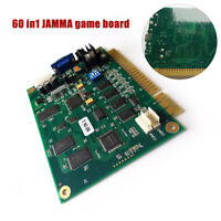 Horizontal Multicade Arcade Multigame Jamma PCB Board 60 in 1 for Video Game VGA