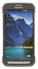 Samsung Galaxy S5 Active SM-G870A Grey AT&T Android Smartphone Great Condition