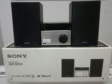 SONY CMT-SBT20 MINI IMPIANTO STEREO CON LETTORE CD,RADIO E BLUETOOTH, NFC