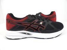 Asics Men's Gel-Excite 5 Running Shoes Black/Red Size 9
